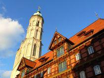 Die Alte Waage vor der Andreaskirche  von Ralf Schröer
