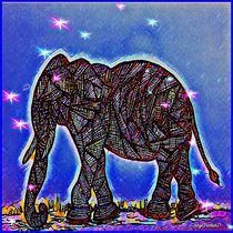 Elephants Mean Widson von Mary Lee Parker