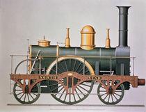 Stephenson's 'North Star' Steam Engine by English School