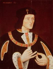 Richard III von English School