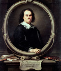 Self portrait, c.1670-73 by Bartolome Esteban Murillo