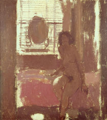 Mornington Crescent, 1908 von Walter Richard Sickert