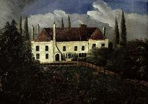 Chawton House by English School