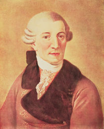 Joseph Haydn von Christian Ludwig Seehas