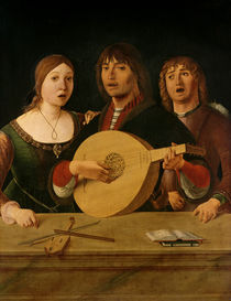 A Concert by Lorenzo Costa