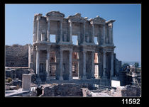 Celsus Library, built in AD 135 by Roman