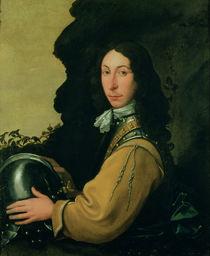 Portrait of John Evelyn by English School