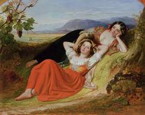 The Grape Harvest by Robert McInnes