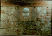 The Head of Christ, c.1280 by English School