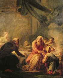 The Prodigal Son von Jean-Honore Fragonard