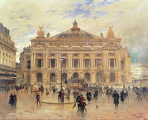 L'Opera, Paris von Frank Myers Boggs