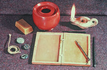 Roman writing materials 44 BC to AD 400 by Roman