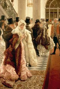 The Woman of Fashion , 1883-5 von James Jacques Joseph Tissot