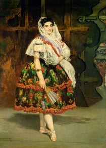 Lola de Valence, 1862 von Edouard Manet