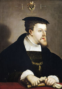 Charles V Holy Roman Emperor by Christoph Amberger