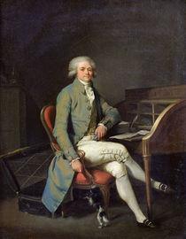 Maximilien de Robespierre von Louis Leopold Boilly