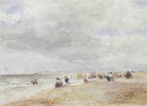 Rhyl Sands von David Cox