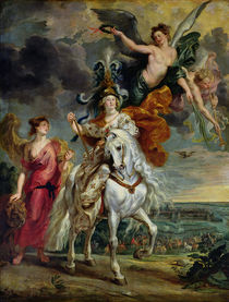 The Medici Cycle: The Triumph of Juliers by Peter Paul Rubens