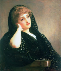 Memories, c.1883 by Frederic Leighton