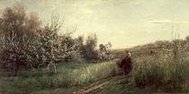 Spring, 1857 von Charles Francois Daubigny