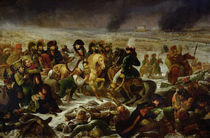 Napoleon on the Battle Field of Eylau by Baron Antoine Jean Gros