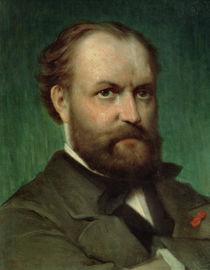 Portrait of Charles Gounod von French School