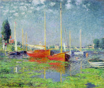 Argenteuil, c.1872-5 by Claude Monet