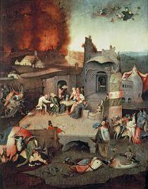 Temptation of Saint Anthony von Hieronymus Bosch