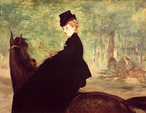 The Horsewoman, 1875 von Edouard Manet
