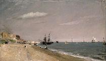 Brighton Beach with colliers von John Constable