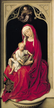 Virgin and Child, 1464 von Rogier van der Weyden