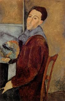 Self Portrait, 1919 by Amedeo Modigliani