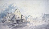 East Bergholt Street, East Bergholt von John Constable