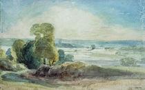 Dedham Vale, 1805 von John Constable