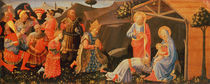 Adoration of the Magi, c.1433-4 von Zanobi di B. Strozzi