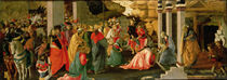 Adoration of the Magi, c.1470 by Sandro Botticelli