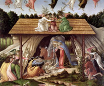 Mystic Nativity, 1500 von Sandro Botticelli