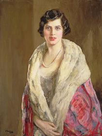 Lady Victoria Bullock von John Lavery