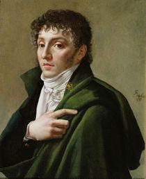 Portrait of Etienne-Henri Mehul 1799 von Baron Antoine Jean Gros