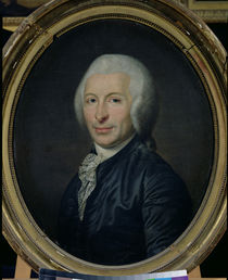 Portrait of Doctor Joseph-Ignace Guillotin von French School
