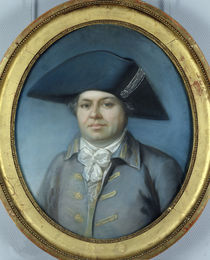Portrait of Georges Cadoudal by Joseph Ducreux