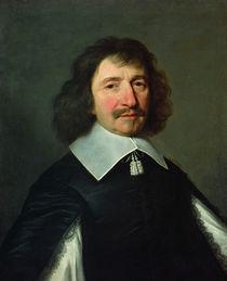 Portrait of Vincent Voiture c.1643-44 by Philippe de Champaigne
