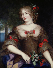 Francoise de Sevigne Countess of Grignan by Pierre Mignard