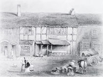 Shakespeare's Birthplace by J.T. Clark