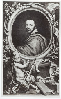 Ben Jonson English playwright von English School
