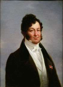 Portrait of Louis-Philippe King of France by Pierre Roch Vigneron