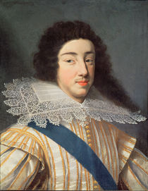 Portrait of Gaston d'Orleans by French School
