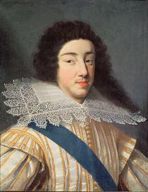 Portrait of Gaston d'Orleans von French School