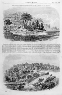 Lieutenant Gibbon's Explorations of the Valley of the Amazon by American School