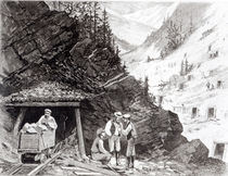 Gold and Silver Mining, Colorado - A Honey-Combed Mountain von American School